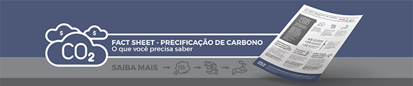 Novo fact sheet sobre precificação de carbono foca no setor privado
