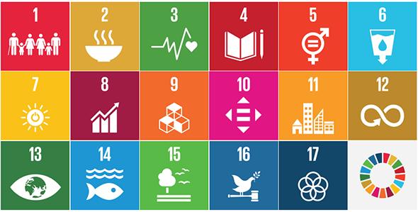 Feliz Aniversário, Objetivos de Desenvolvimento Sustentável!
