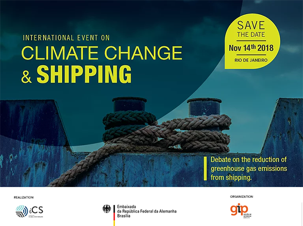 GHG emissions by ships on the agenda in the series Sustainable Future Dialogues